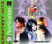 Box shot of Final Fantasy VIII [North America]