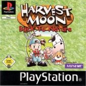 Box shot of Harvest Moon: Back to Nature [Europe]