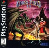 Box shot of King's Field II [North America]