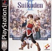 Box shot of Suikoden II [North America]