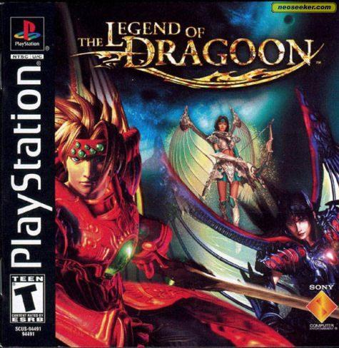 The Legend of Dragoon - PSX - NTSC-U (North America)