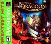 Box shot of The Legend of Dragoon [North America]