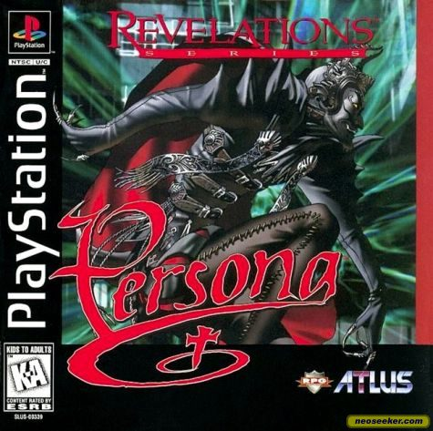 Persona - PSX - NTSC-U (North America)