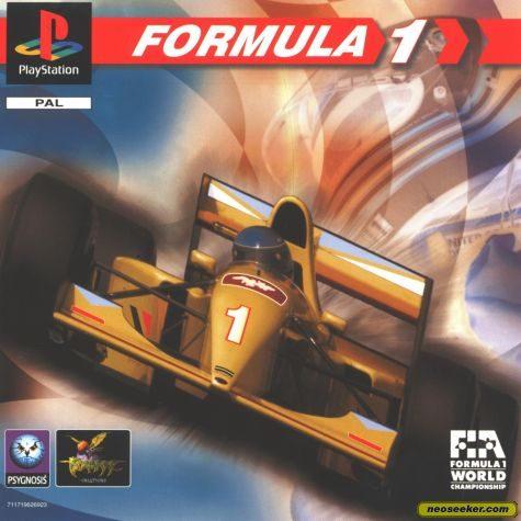 Formula 1 - PSX - PAL (Europe)