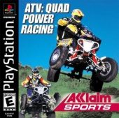 Box shot of ATV: Quad Power Racing [North America]