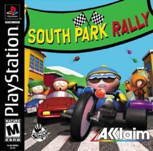 South Park Rally - PSX - NTSC-U (North America)