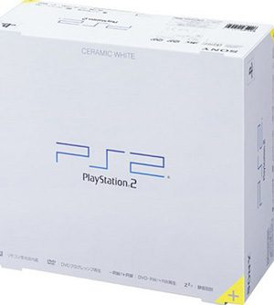 PlayStation 2 Hardware - PS2 - NTSC-J (Japan)