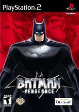 Batman Vengeance (North America Boxshot)