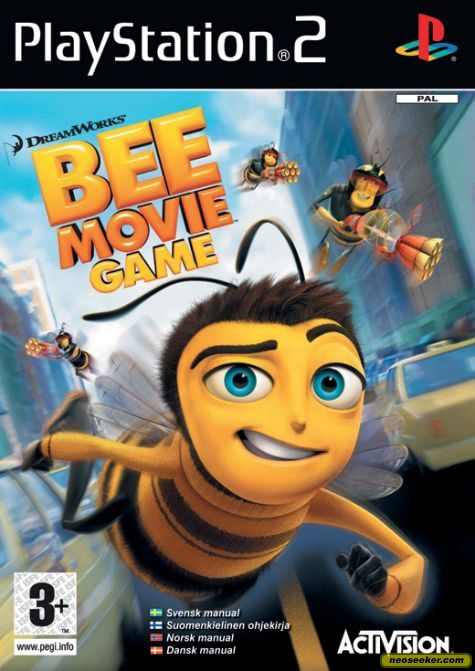 Bee Movie Game - PS2 - PAL (Europe)