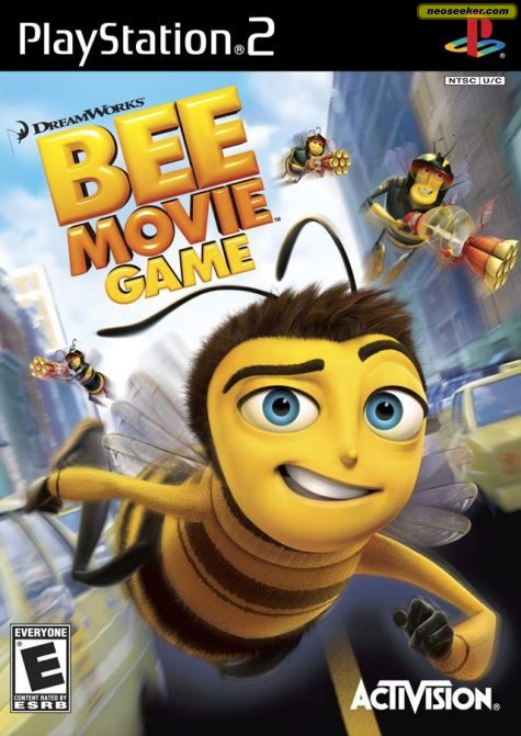 Bee Movie Game Front Cover Ntsc U North America Submitted By Synthesis
