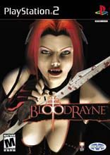 Box shot of BloodRayne [North America]