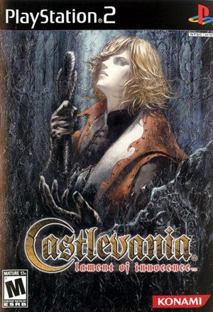 Castlevania: Lament of Innocence - PS2 - NTSC-U (North America)
