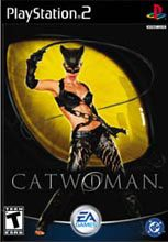 Catwoman - PS2 - NTSC-U (North America)