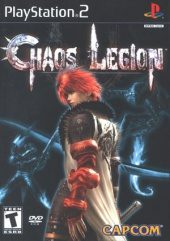 Box shot of Chaos Legion [North America]