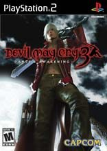 Box shot of Devil May Cry 3 [North America]