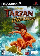 Disney's Tarzan Untamed (North America Boxshot)