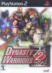 Box shot of Dynasty Warriors 2 [North America]