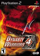 Box shot of Dynasty Warriors 4 [North America]