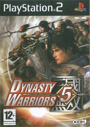 Dynasty Warriors 5 - PS2 - PAL (Europe)