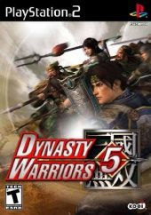 Box shot of Dynasty Warriors 5 [North America]