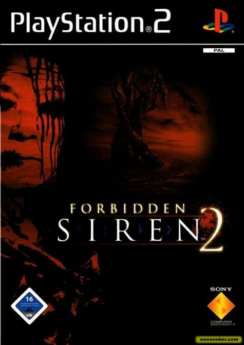 Forbidden Siren 2 - PS2 - PAL (Europe)