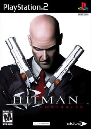 Hitman: Contracts - PS2 - NTSC-U (North America)