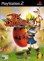 Jak and Daxter PAL (Europe) front boxshot