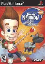 Jimmy Neutron: Jet Fusion - PS2 - NTSC-U (North America)