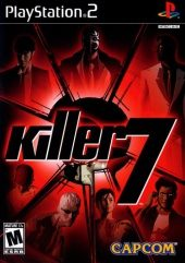 Box shot of Killer 7 [North America]