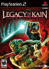 Box shot of Legacy of Kain: Defiance [North America]