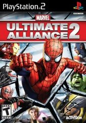 Box shot of Marvel: Ultimate Alliance 2 [North America]