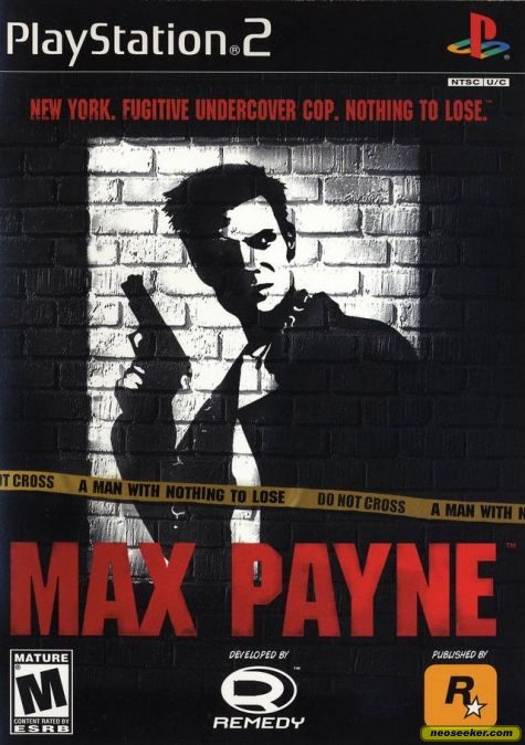 Max Payne [PAL] [Audio Español] [PS2] [FLS]