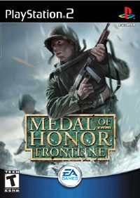 Medal of Honor Frontline - PS2 - NTSC-U (North America)