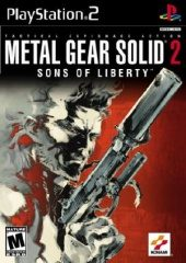 Box shot of Metal Gear Solid 2: Sons of Liberty [North America]