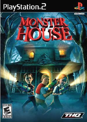 Monster House - PS2 - NTSC-U (North America)