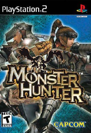 descargar monster hunter ps2