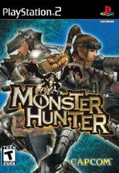 Box shot of Monster Hunter [North America]