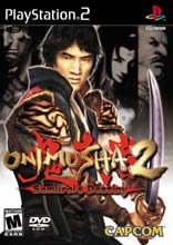 Box shot of Onimusha 2: Samurai's Destiny [North America]