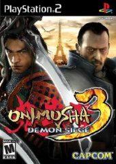 Box shot of Onimusha 3: Demon Siege [North America]