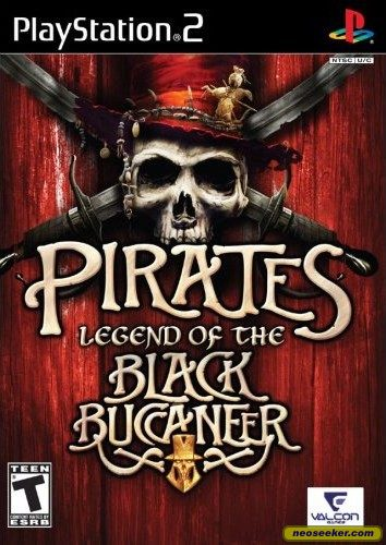 Pirates: Legend of the Black Buccaneer - PS2 - NTSC-U (North America)