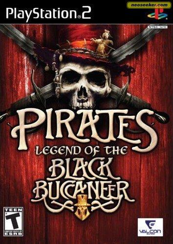 Pirates: Legend of the Black Buccaneer - PS2 - NTSC-U (North America)