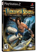 Prince of Persia: The Sands of Time (North America Boxshot)