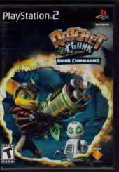 Box shot of Ratchet & Clank: Going Commando [North America]