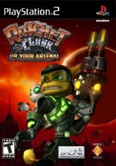 Box shot of Ratchet & Clank: Up Your Arsenal [North America]