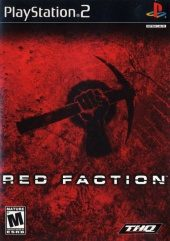 Box shot of Red Faction [North America]