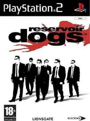 Reservoir Dogs - PS2 - PAL (Europe)