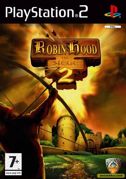 Robin Hood 2: The Siege - PS2 - PAL (Europe)