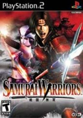 Box shot of Samurai Warriors [North America]