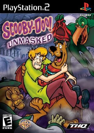 Scooby-Doo! Unmasked - PS2 - NTSC-U (North America)