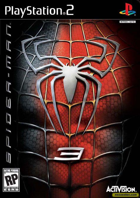Spider-Man 3 - PS2 - NTSC-U (North America)